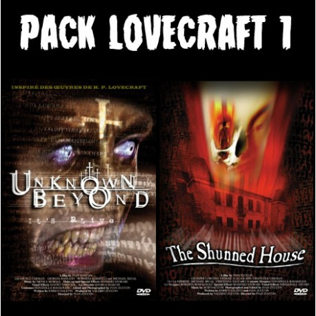 Pack Lovecraft 1