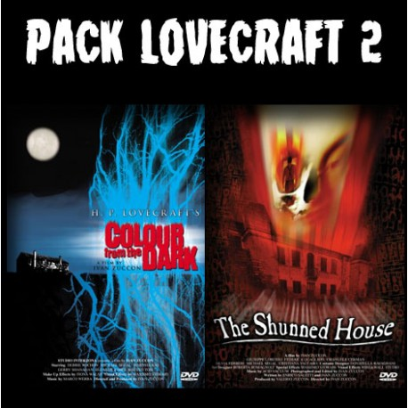 Pack Lovecraft 2