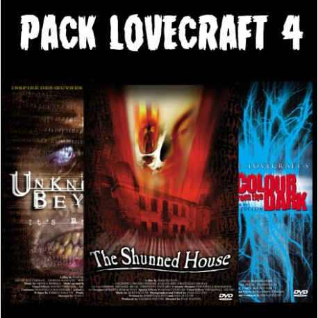 Pack Lovecraft 4