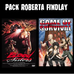 Pack Roberta Findlay