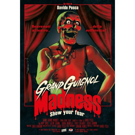 Grand Guignol Madness (DVD)